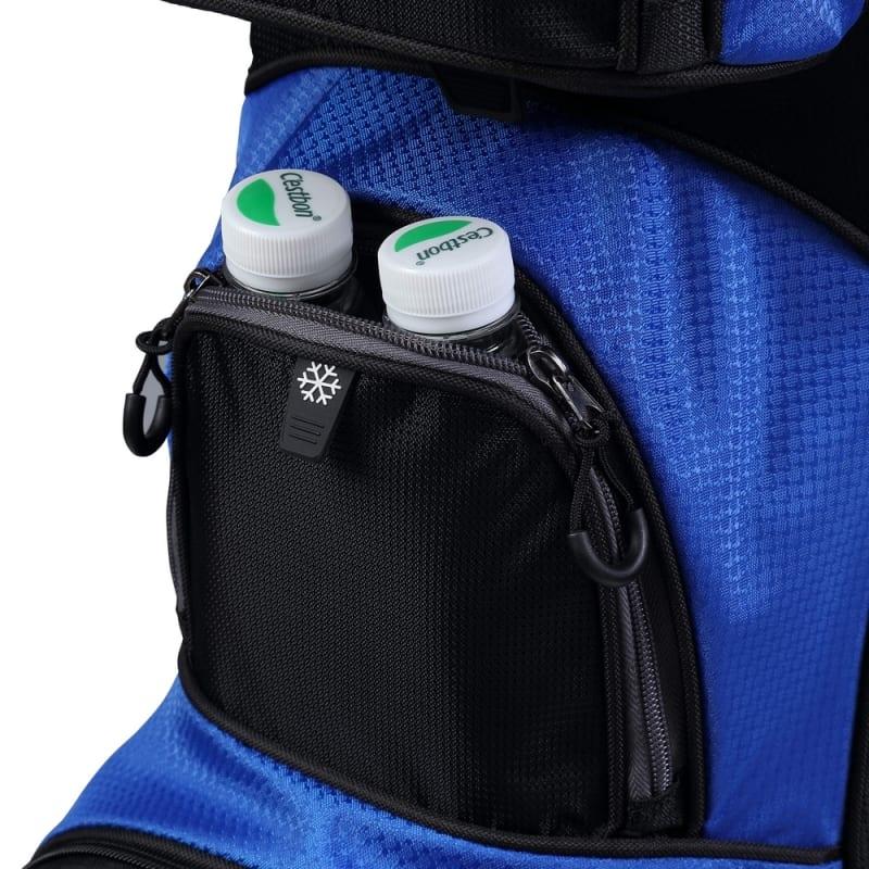 """MacGregor Golf VIP Deluxe 14-Way Cart Bag, 9.5"""" Top #6"""