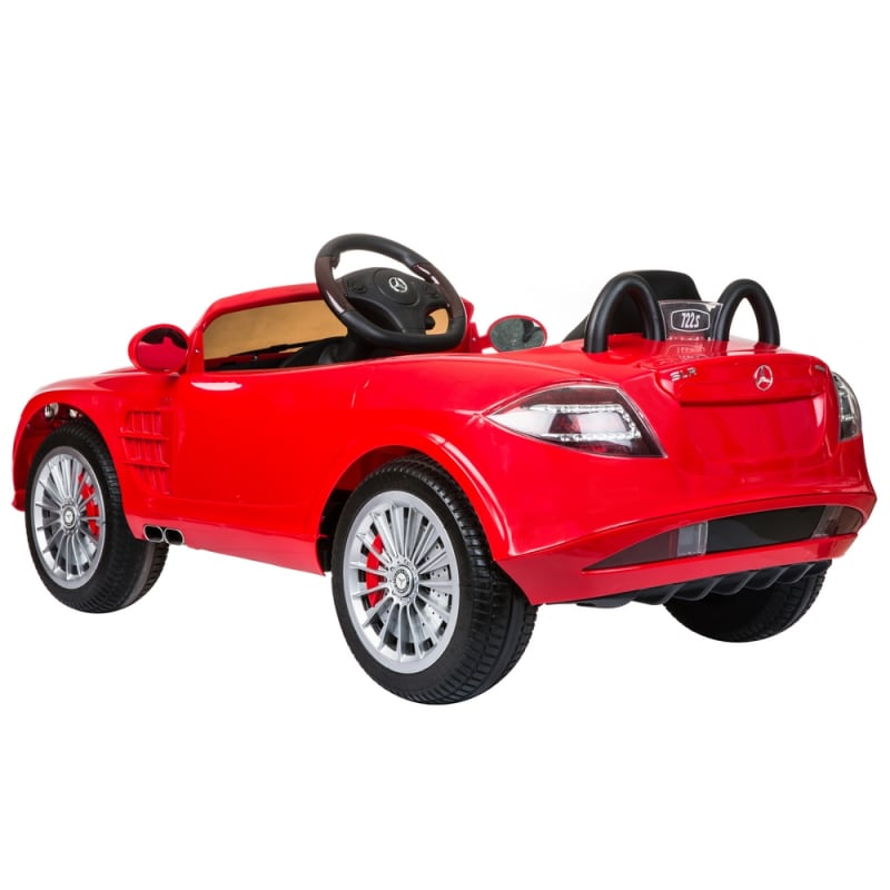 Mercedes by ZAAP SLR Roadster Sports Electric Battery Ride On Kids Toy Car with Parents Remote Control #4