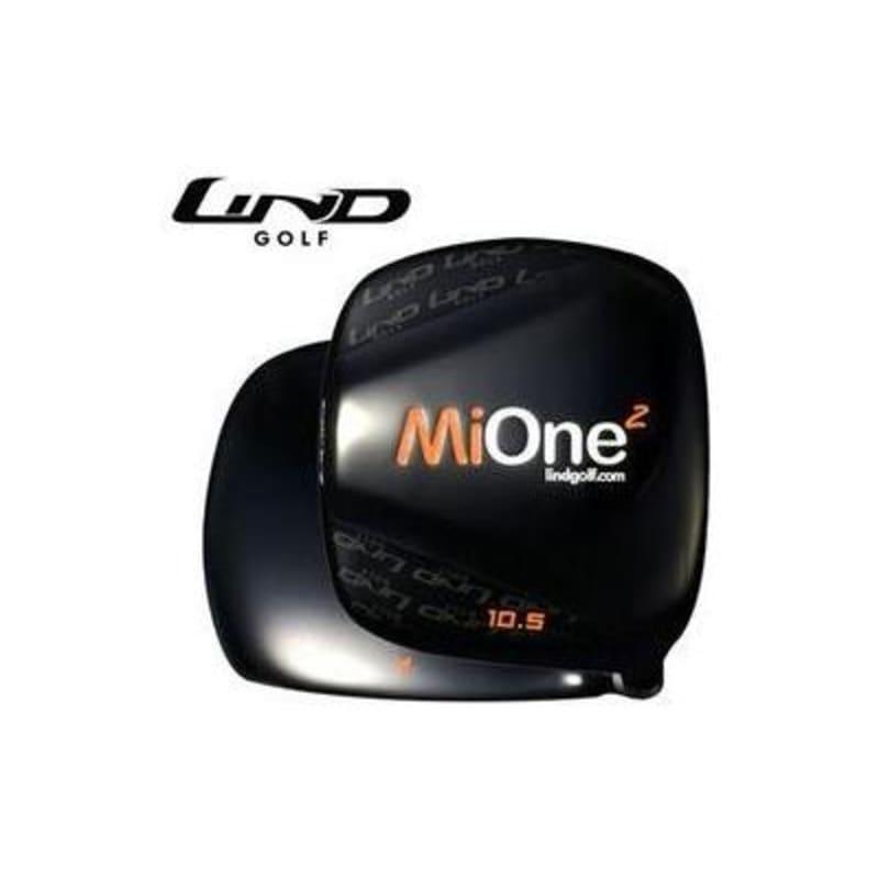 Lind Golf MiOne2 Square 460cc Titanium Driver #