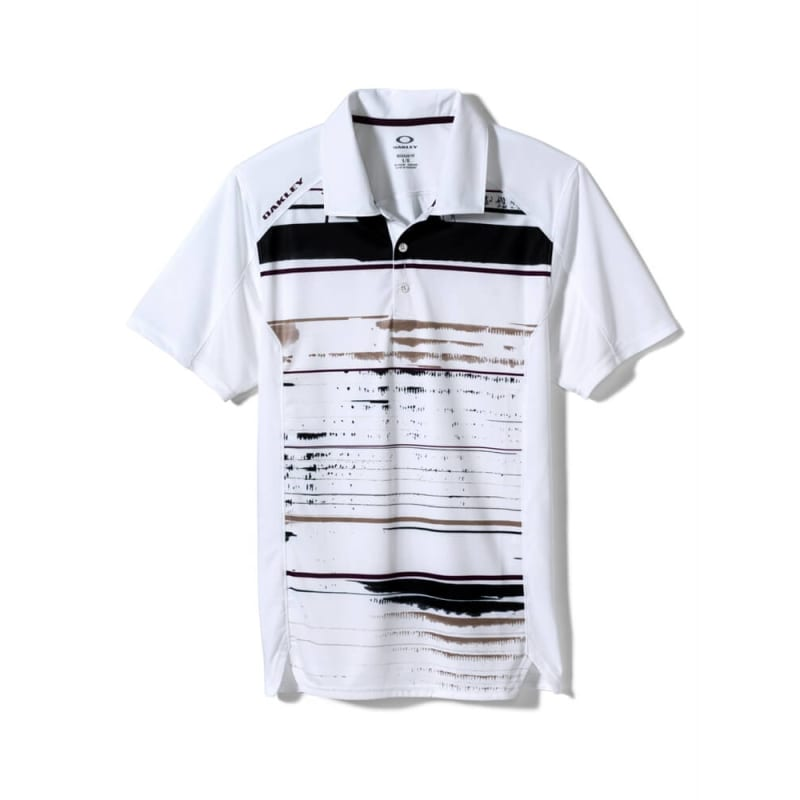Oakley Oakford Polo White