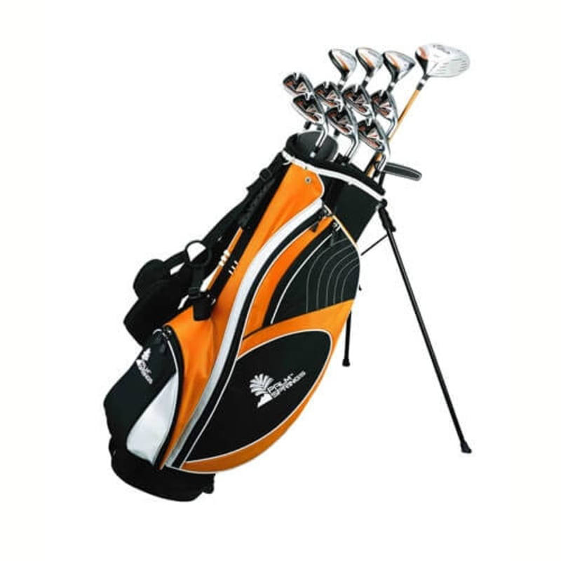 "Palm Springs Visa Complete Golf Clubs Set 1"" LONG"