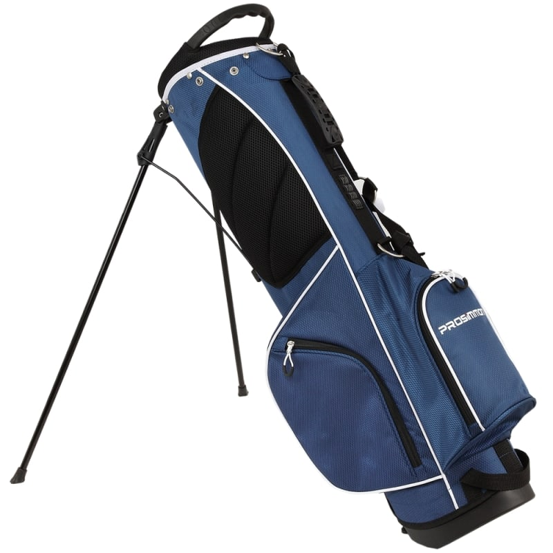 "Prosimmon Golf DRK 7"" Lightweight Golf Stand Bag with Dual Straps #1"