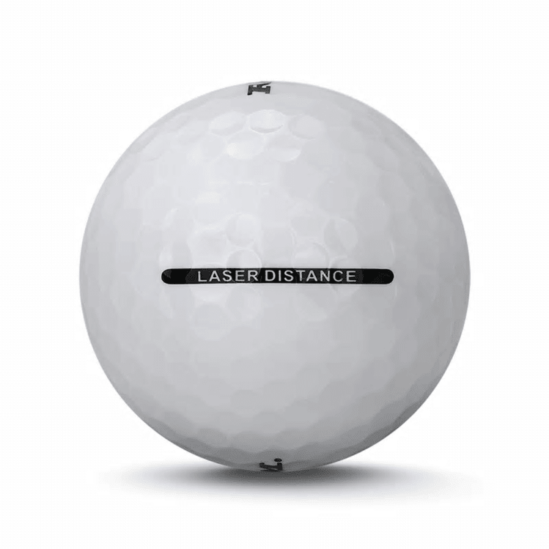 72 RAM Golf Laser Distance Golf Balls - White