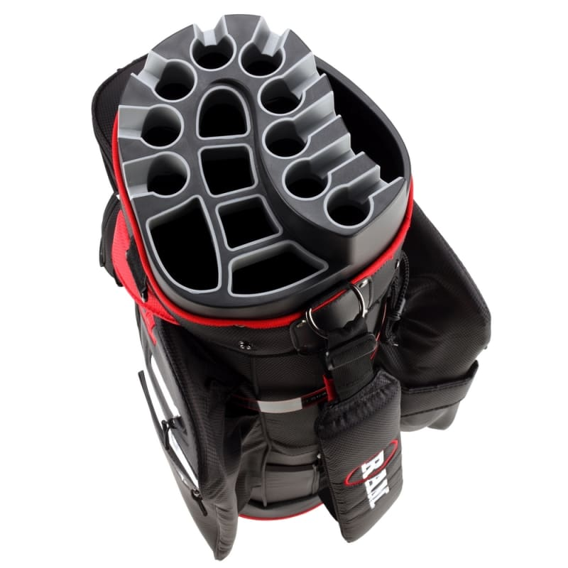 Ram Golf Premium Cart Bag With 14 Way Molded Organizer