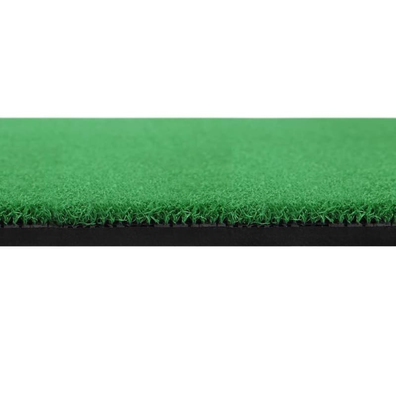 """Ram Golf Premium XL Practice Hitting Mat 40"""" x 60"""" - Realistic Synthetic Grass with Shock Absorbing EVA Rubber Base #1"""