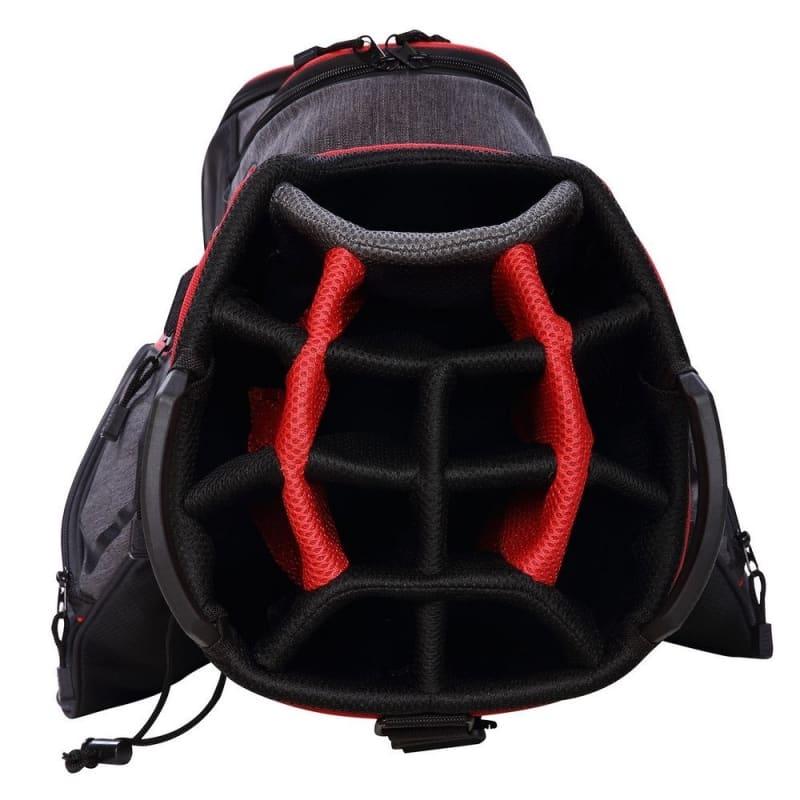 Ram Golf Lightweight Cart Bag with 14 Way Dividers #1