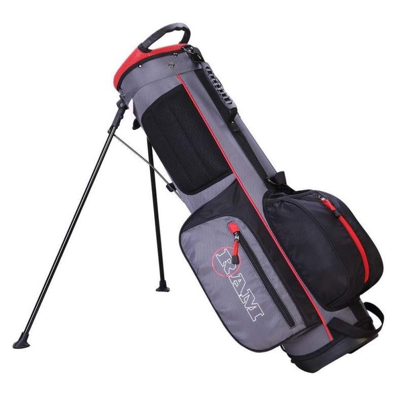 Ram Golf Lightweight Stand Carry/Sunday Bag #