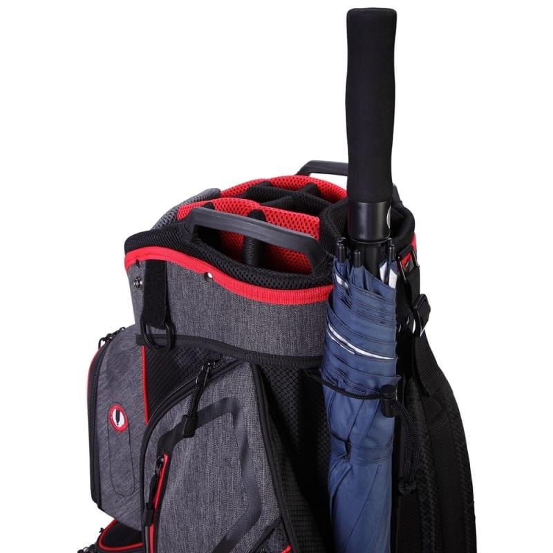 Ram Golf Tour Cart Bag with 14 Way Dividers Top #3