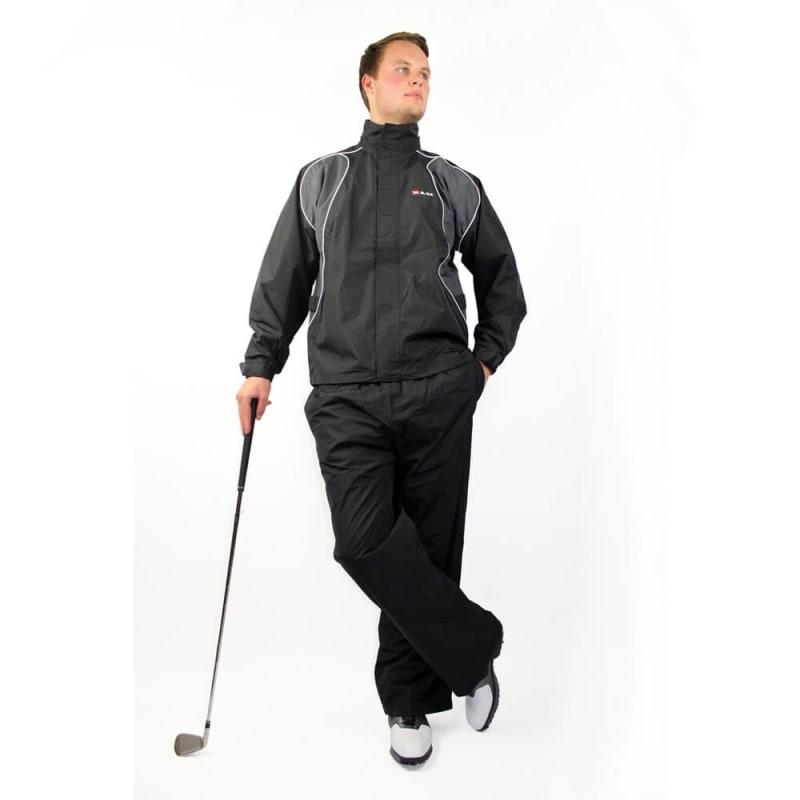 RAM Waterproof Suits Black