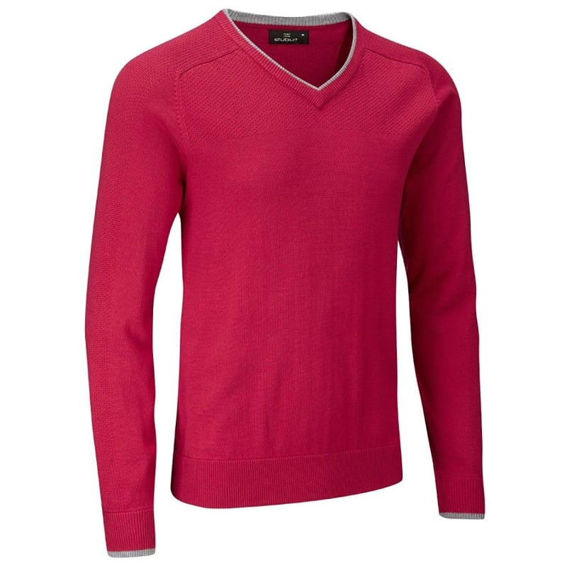 Stuburt Vapour Casual V-neck Sweater