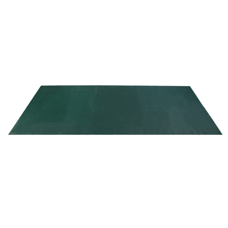 OPEN BOX Palm Springs Outdoor 10 x 20ft Party Tent / Gazebo Flooring Rubber Mesh Mat Rug for Non-Slip Grass/Turf Protection #
