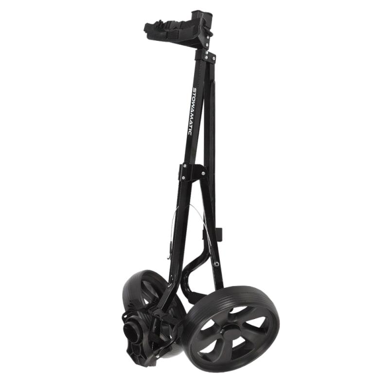Stowamatic 2 Wheel Folding Pull Golf Cart #1