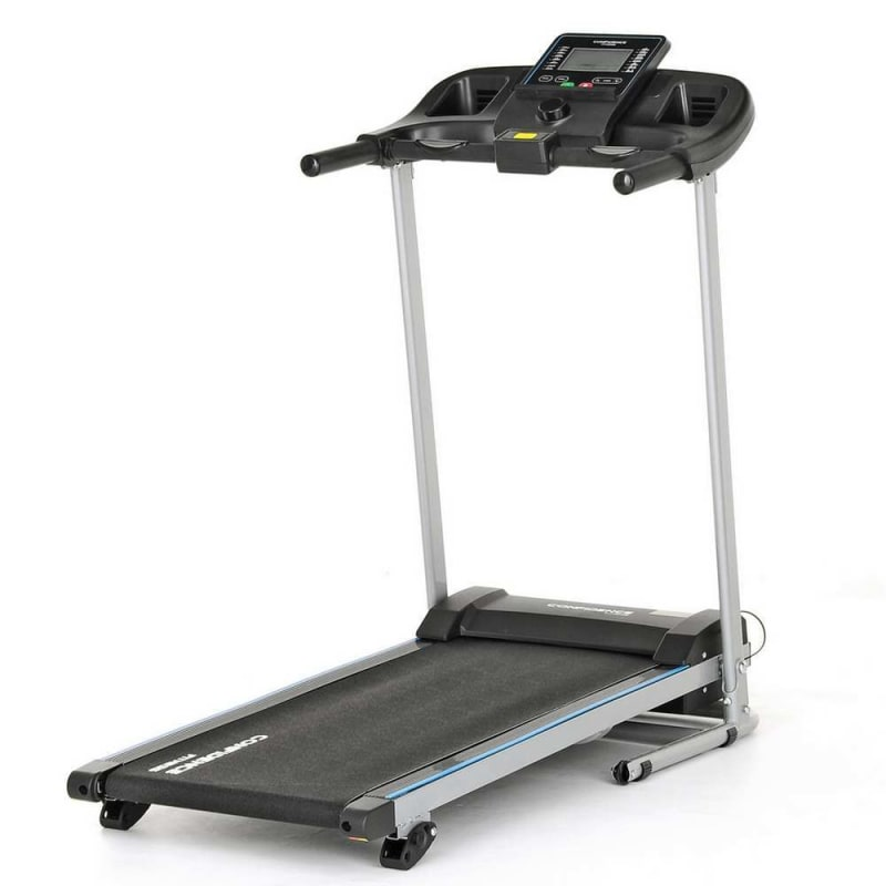 EX-DEMO Confidence Fitness TP-2 Electric Treadmill Motorised Running Machine with Incline