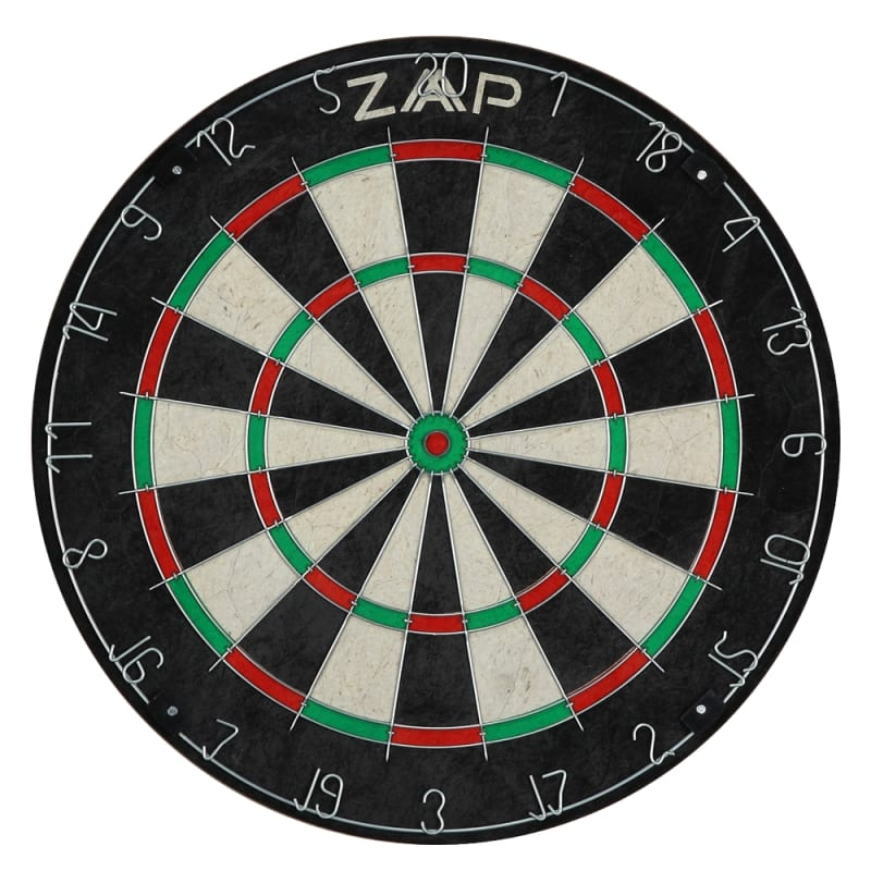ZAAP Home Darts & Dartboard Set In Cabinet #1