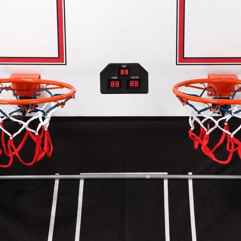ZAAP Basketball Dual Shot Electronic Arcade Game System #3