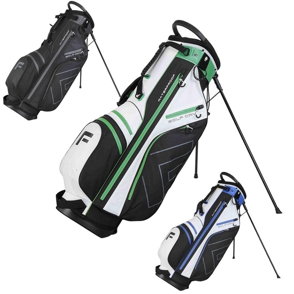 Forgan GolfDry Waterproof 14-Way Golf Stand Bag