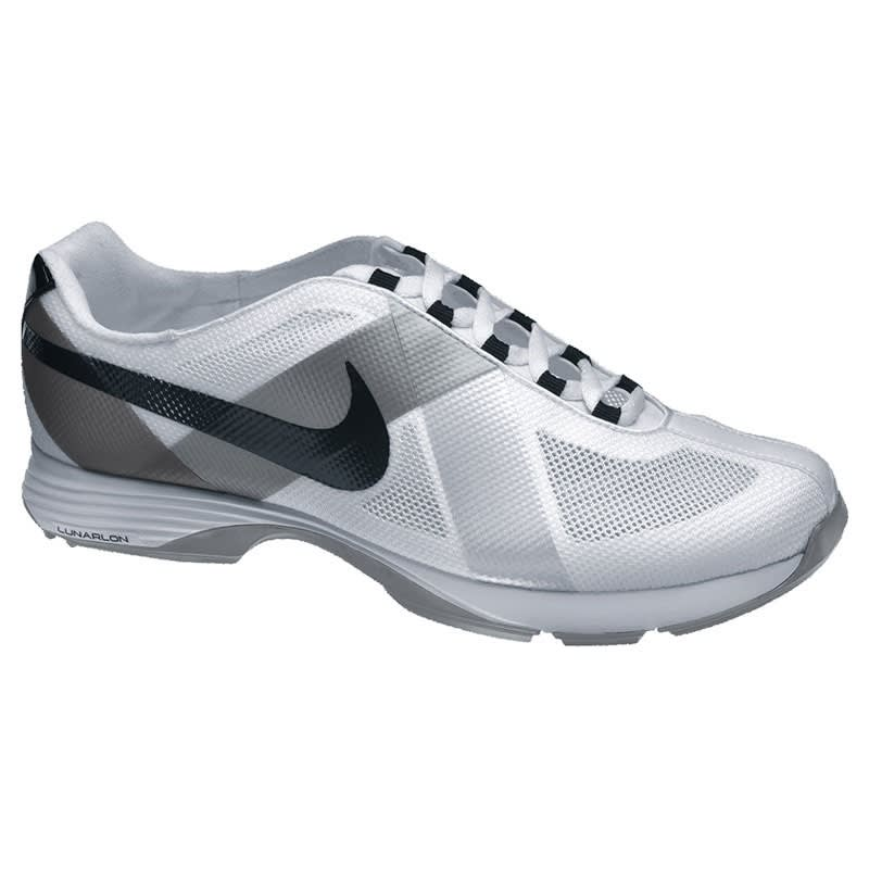 77b6374c432 Nike Lunar Summer Lite Ladies Golf Shoes White Black - Golf Outlets ...