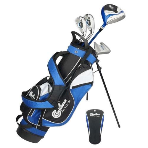 Confidence Golf Junior Golf Clubs Set for Kids - Lefty