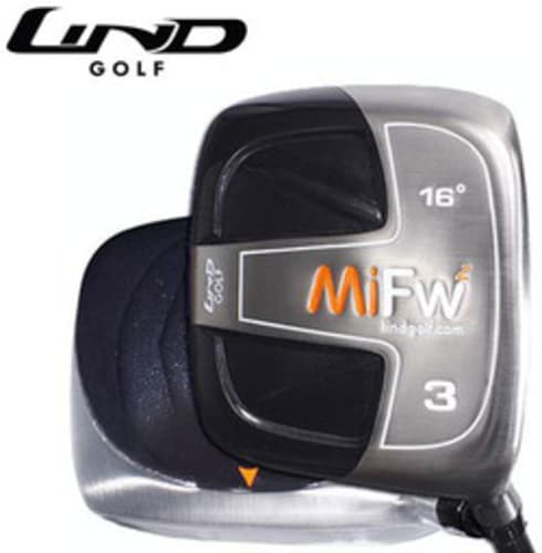 Lind Golf MiFW2 Square Golf Fairway Wood