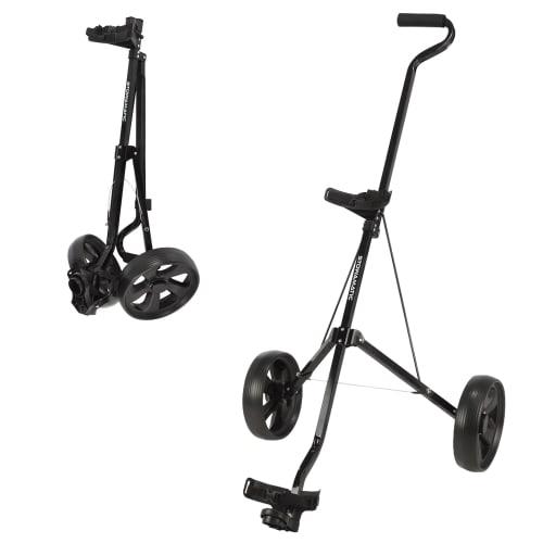 Stowamatic 2 Wheel Folding Pull Golf Cart