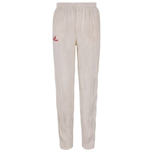 Woodworm Pro Select Cricket Trousers Cream