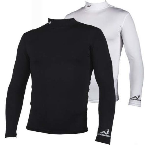 2 x Woodworm Performance 'Basetech' Warm Winter Baselayer