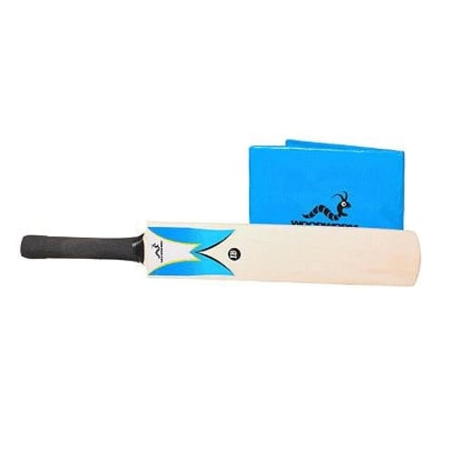 Woodworm IB Ian Bell Autograph Mini Bat and Book