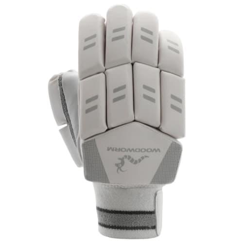 Woodworm Cricket Wand Premier Quality Batting Gloves, Mens Left Hand