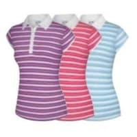 Adidas Climalite Merchandising Stripe Polo