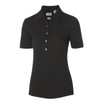 Ashworth Ladies EZ-Tech Pique Polo Shirt