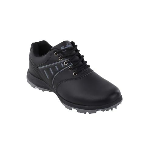Confidence Golf V3 Leather Golf Shoes Black