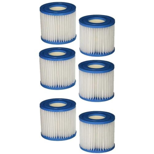 Palm Springs Replacement Spa Filter Cartridge Value Pack (6 Pack)