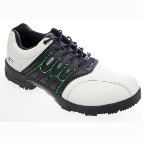 Forgan Leather II Golf Shoes White / Black