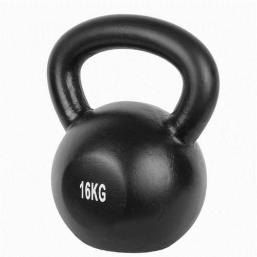 Confidence Pro 16kg Cast Iron Kettlebell Set
