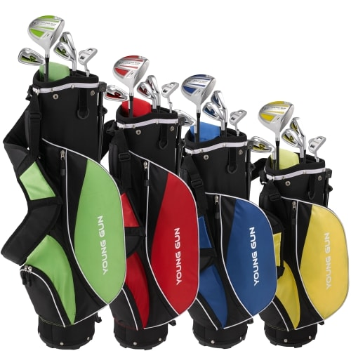 Young Gun ZAAP Ace Junior Golf Package Set