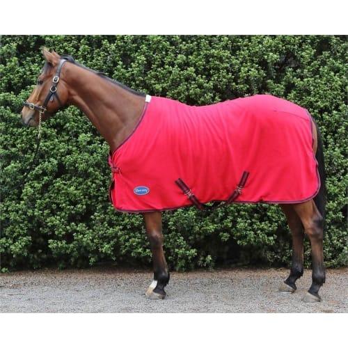 Barnsby Equestrian 270g Fleece Sheet Cooler / Blanket Liner / Rug