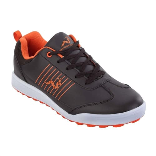 OPEN BOX Woodworm Surge Golf Shoes Brown