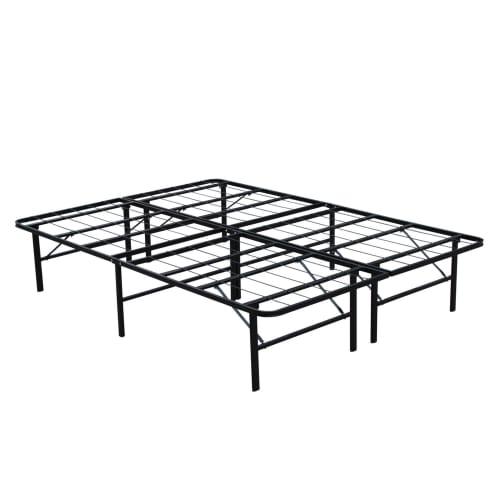 Homegear Platform Metal Bed Frame - California King