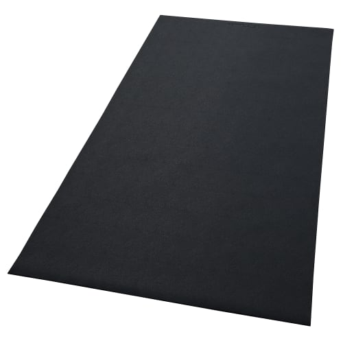 Confidence Fitness XL Rubber Floor Mat For Treadmills, Weights and Gym Equipment