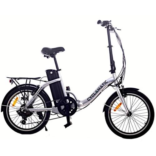 OPEN BOX Cyclamatic CX2 Folding Electric Bike