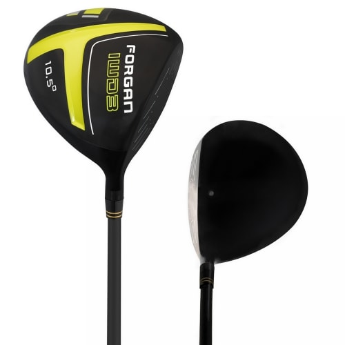 Forgan of St Andrews IWD3 460cc Titanium Driver