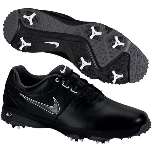 Nike Golf Air Rival III Golf Shoes - Black