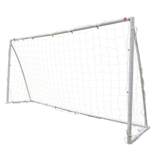 Woodworm 8' x 4' Portable Plastic Soccer Goal