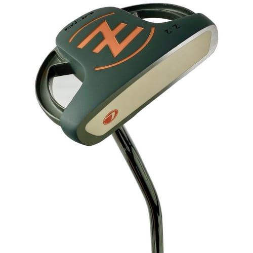 Lind Golf Z2 Wing Back Putter, Left Hand