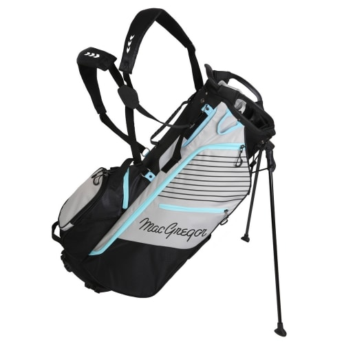 MacGregor Golf Ladies VIP 14 Divider Stand Carry Bag with Full Length Dividers
