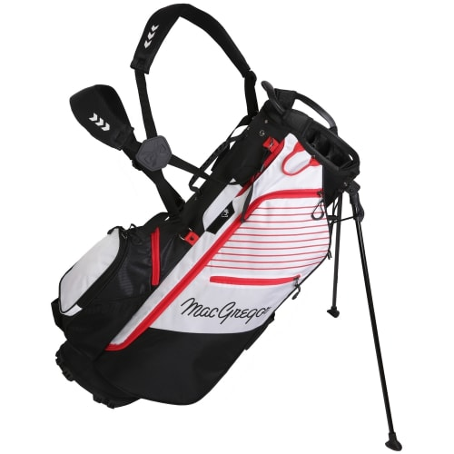 MacGregor Golf VIP 14 Divider Stand Carry Bag with Full Length Dividers