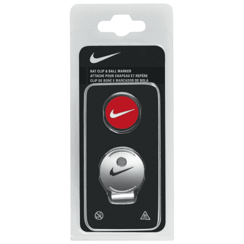 Nike Golf Hat Clip and Ball Marker
