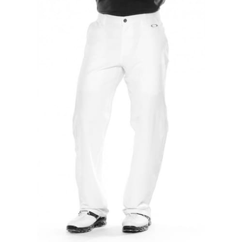Oakley Take Golf Trousers - White
