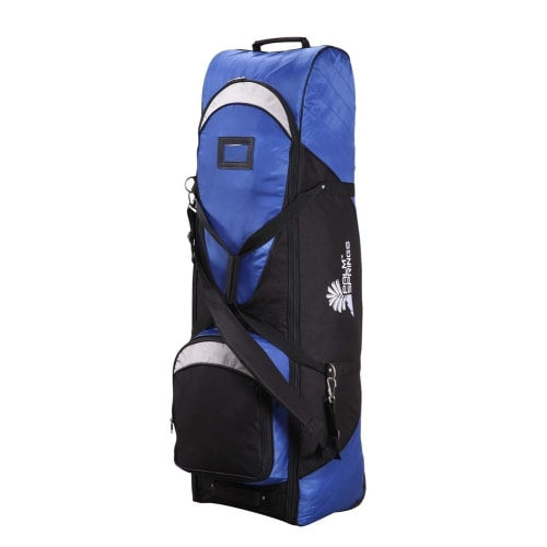 Palm Springs Golf Tour Collection Travel Cover Blue