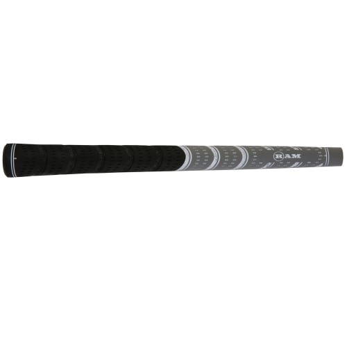 Ram FX Midsize Golf Grip- Black/Grey